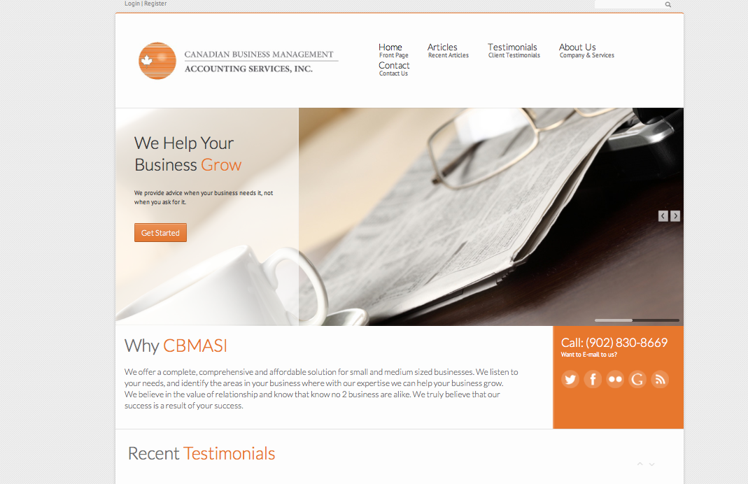 CBMASI - Local Accounting Company based in Dartmouth